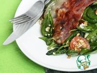 """Салат со шпинатом """"Весна!!"""" ингредиенты"""