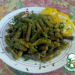 Зеленая фасоль по-сирийски