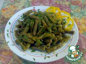 Рецепт Зеленая фасоль по-сирийски