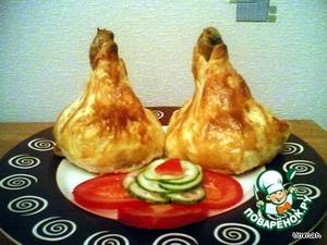 """Куриные голени """"Снаряд"""" вкусный рецепт с фотографиями пошагово готовим"""