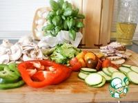 Пицца Primavera (5 секретов приготовления) ингредиенты