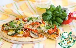 Рецепт Пицца Primavera (5 секретов приготовления)