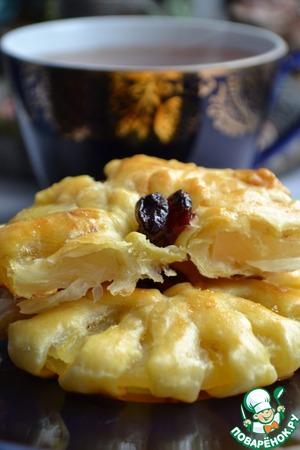 Рецепт Печенье с ананасами