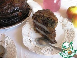 Рецепт Шоколадный торт с маком