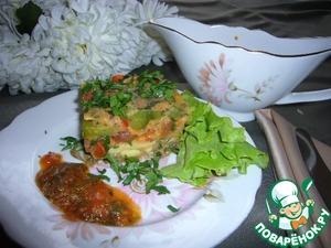 Рецепт Мармелад из баклажанов, кабачков и помидоров