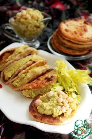 Рецепт Гуакамоле из белой фасоли
