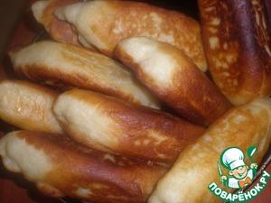 Рецепт Пирожковое тесто
