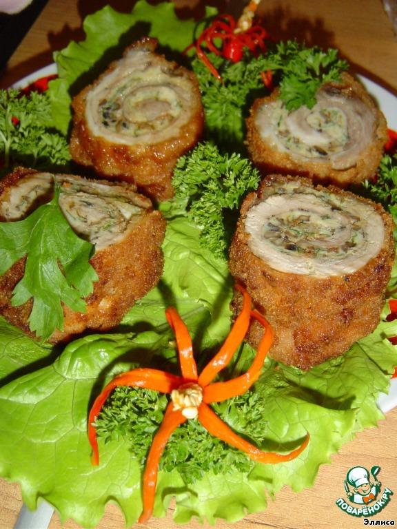 Куриная отбивная в кляре рецепт с фото пошагово