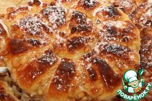 Рецепт Пирог на манной каше