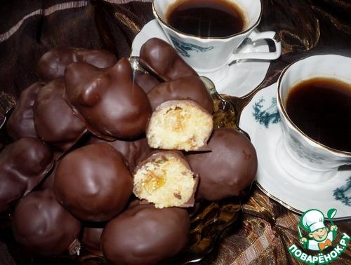 Марципановые конфеты своими руками