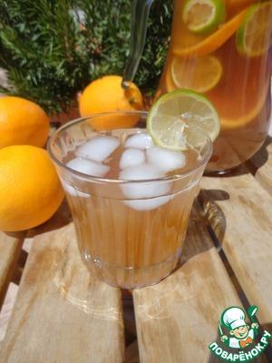 Рецепт 4 идеи холодного чая