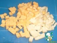 Ветчина куриная с сыром ингредиенты