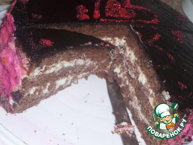 Торт гости на пороге рецепт