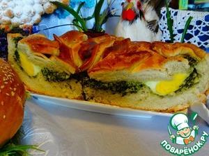Рецепт Итальянский пасхальный пирог