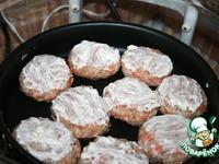 Мясные тефтели-ёжики ингредиенты