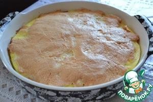 Рецепт Нежный творожный десерт