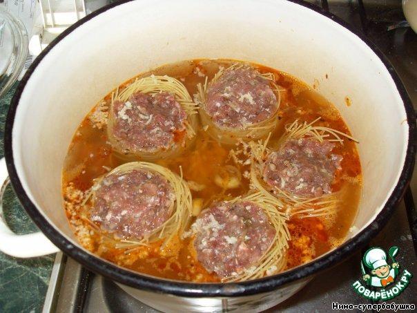 рецепт котлет из баклажан с мясным фаршем