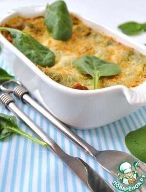 Рецепт Лазанья алла болоньезе/Lasagne alla bolognese