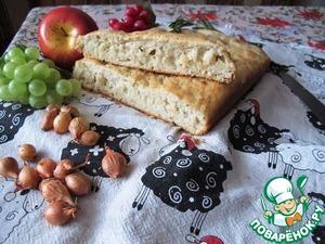 Рецепт Греческая пастушья лепешка с луком