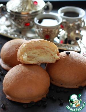 Рецепт Мексиканские кофейные булочки