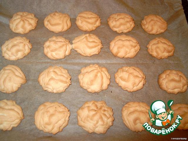 печеньки в духовке рецепт