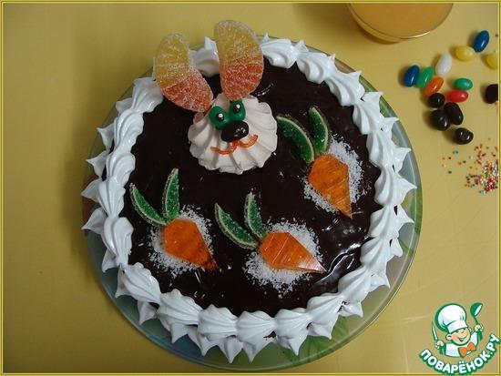 как оформить тортик с пошаговыми фото