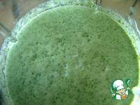 Киш с крапивой и луком ингредиенты
