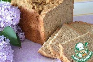 Рецепт Хлеб на пиве и черном чае