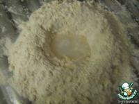 Корзиночки с клюквенным кремом и медовой меренгой ингредиенты