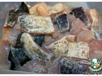 Толстолобик маринованный ингредиенты