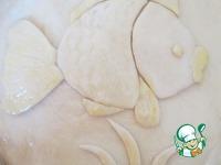 """Пирог с консервированной горбушей """"Золотая рыбка"""" ингредиенты"""