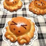 """Пирожки """"Крабики"""" с начинкой из творога и сушеной клюквы"""
