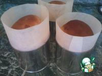 Кулич Пасхальный медовый ингредиенты