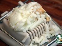 """Закусочный торт """"Чумовой"""" ингредиенты"""
