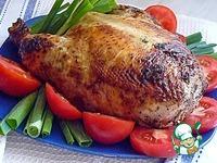 Фаршированная курица без костей ингредиенты