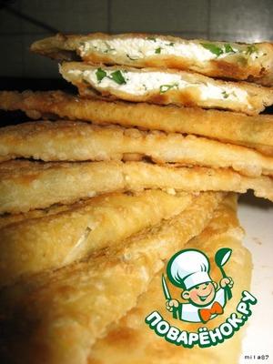 """Болгарские """"Ругувачки"""" ( + самое лучшее тесто для чебуреков)"""