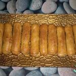 Пирожки с капустой Сигары