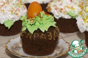 Рецепт Праздничные кексы