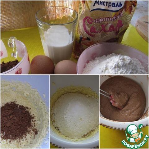 Кексы с разрыхлителем рецепты