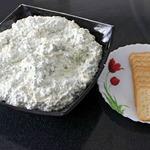 Закуска творожно-сырная