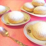 Пасхальные булочки из дрожжевого теста с секретом