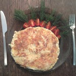 Сочный пирожок из лаваша