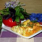 Каннеллони с фаршем и сыром