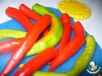 Перец чили (острый, горький) консервированный ингредиенты