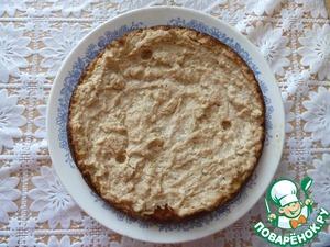Рецепт Творожно-яблочная запеканка в мультиварке