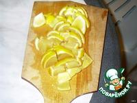 """Турецкий лимонад, или лимонный напиток """"Король стола"""" ингредиенты"""