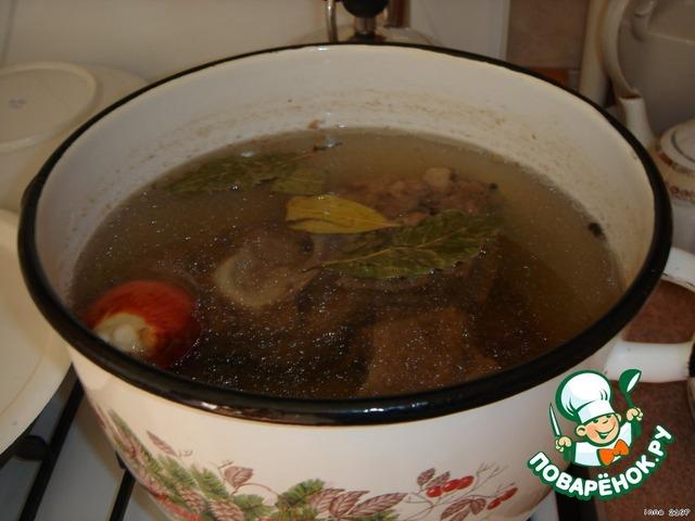 Рецепт мясо по казахски