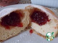 Польские пончики с вареньем ингредиенты