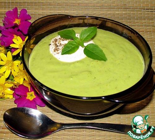 суп с моцареллой рецепты с фото