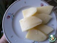 "Сыр ""Сливочный"" от бабы Шуры ингредиенты"